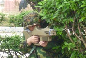 廣州番禺海心拓展訓練基地-真人CS野戰