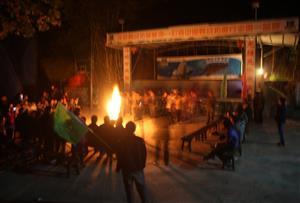 廣州白云帽峰山野戰拓展訓練基地-篝火晚會、野炊、燒烤