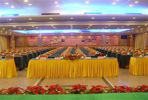 廣州天河龍逸山莊拓展訓練基地-會議室設施