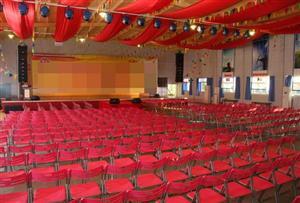 廣州李陽教育集團拓展訓練基地-大禮堂