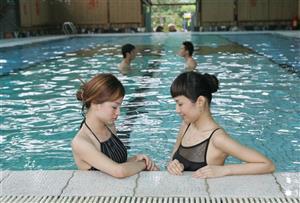 清远名将温泉拓展训练基地-温泉设施