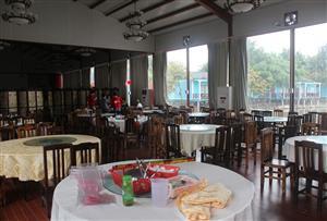 廣州南沙永樂農莊拓展訓練基地-南沙永樂農莊延樂居餐廳介紹