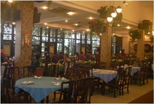 廣州黃埔金星農莊拓展訓練基地-金星農莊餐廳介紹