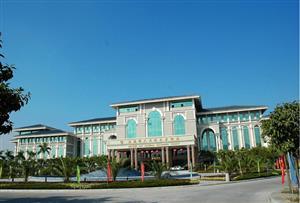 清遠聚龍灣溫泉拓展訓練基地-會議設施-主樓會議室