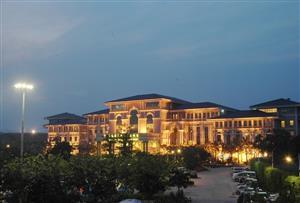 清远聚龙湾温泉拓展训练基地-酒店客房-主楼客房