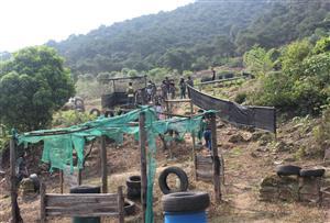 清遠清城鳳城生態園拓展訓練基地-真人CS野戰俱樂部