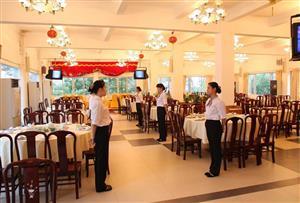 廣州從化流溪河拓展訓練基地-從化流溪河公園松濤餐廳