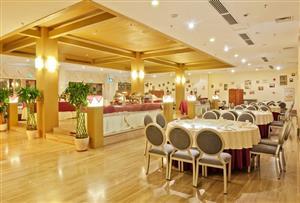 广州番禺悦水庄拓展训练基地-番禺悦水庄度假酒店餐厅介绍