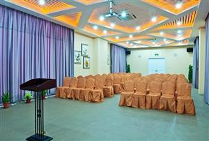廣州番禺悅水莊拓展訓練基地-番禺悅水莊會議室介紹