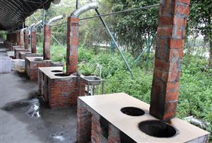 廣州番禺悅水莊拓展訓練基地-番禺悅水莊野炊、燒烤場地介紹