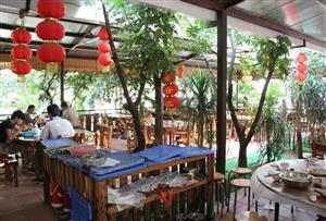 廣州黃埔金鷹拓展訓練基地-四季農莊餐廳