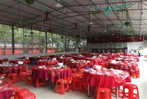 广州番禺德海拓展训练基地-德海基地餐饮设施