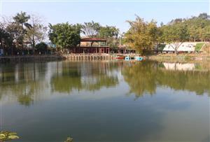 广州从化甲木沙拓展训练基地-从化甲木沙基地水上活动区域简介