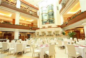 佛山南海祈福仙湖拓展訓練基地-祈福仙湖酒店餐廳介紹