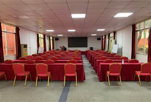 广州番禺德海拓展训练基地-德海基地-会议室介绍