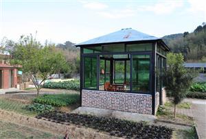 广州从化山乡小院拓展训练基地-广州从化山乡小院基地-田园餐厅介绍