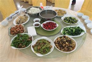 惠州惠東諾貝林拓展訓練基地-惠州惠東諾貝林基地-餐廳菜色介紹