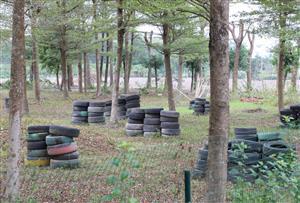 惠州惠陽亞維濃生態園拓展訓練基地-惠州惠陽亞維濃生態園基地-CS野戰場地介紹