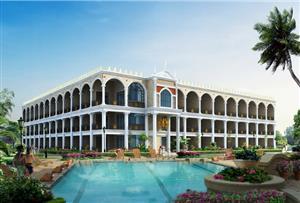 佛山三水溫泉度假村拓展訓練基地_集度假、休閑、商務、娛樂為一體的綜合型旅游度假勝地。