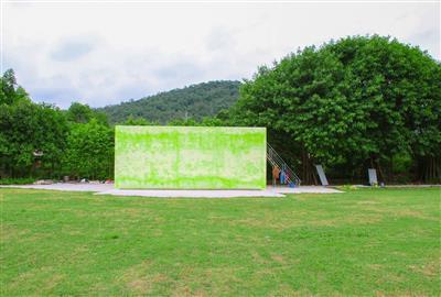 广州番禺悦水庄拓展训练基地_广州亚运会重点配套场地设施之一