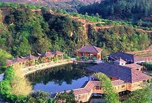 廣州增城九龍谷豐園拓展訓練基地_坐擁大面積森林、山花爛漫的山野間拓展訓練福地