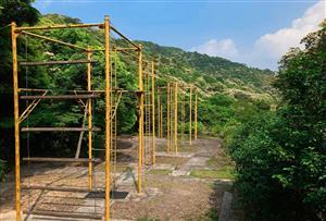 惠州龙门南昆山云天海拓展训练基地_山水和原始森林的完美结合,修身养性、拓展训练的好去处