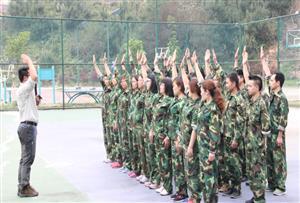 2016年广州延鑫金属制品有限公司拓展训练活动