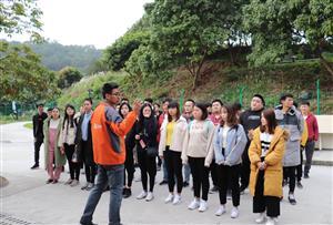 心在一起就是团队——广州人和电商圈