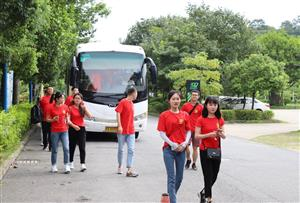 挑战自我,熔炼团队--中铁十局城轨公司拓展训练活动