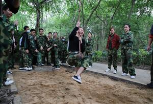 广州朵拉美学儿童摄影精英拓展活动