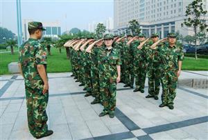 軍事訓練拓展項目